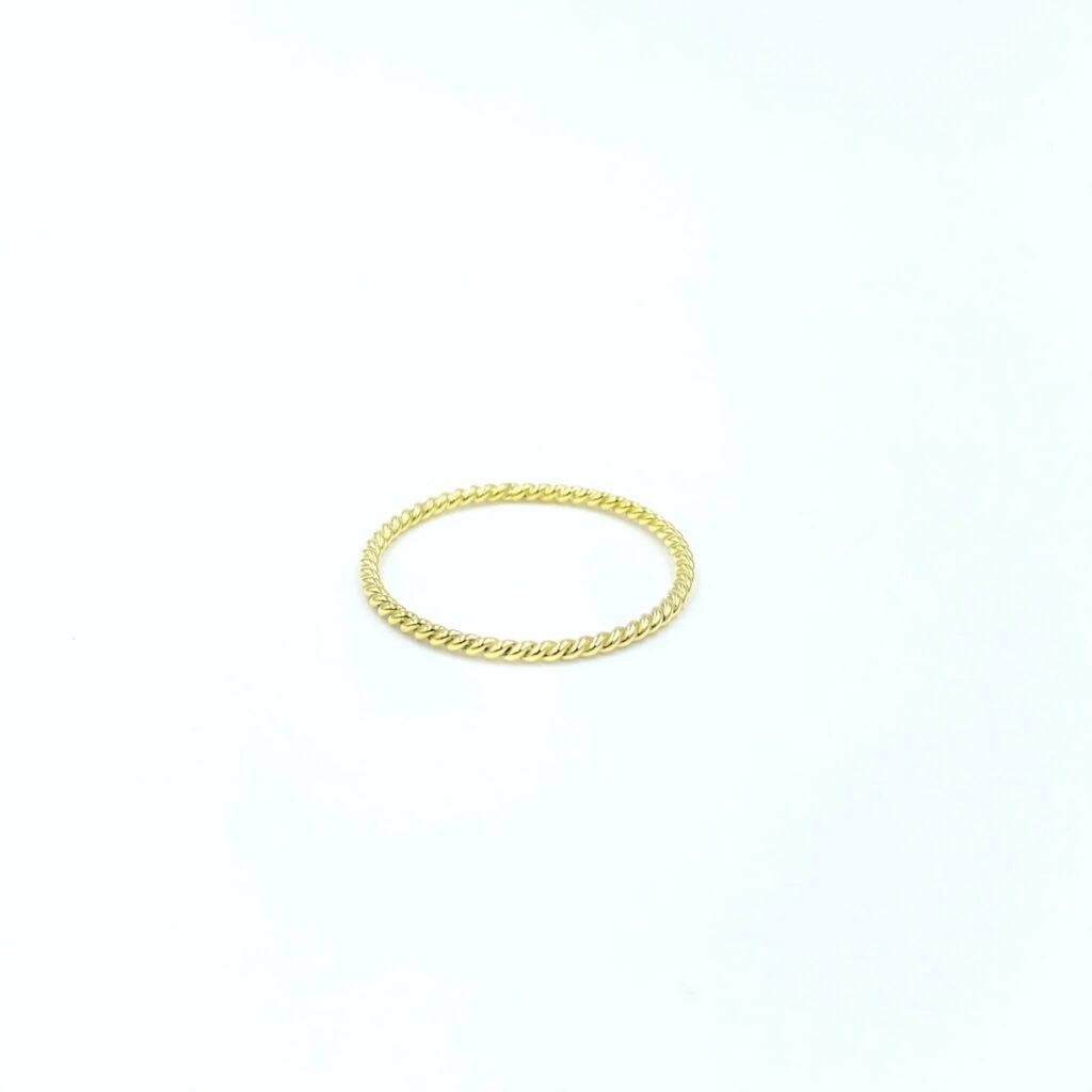 Χρυσό Δαχτυλίδι Στριφταράκι